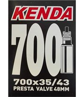 CAMARA 700X35C KENDA V. FINA (TREKKING)