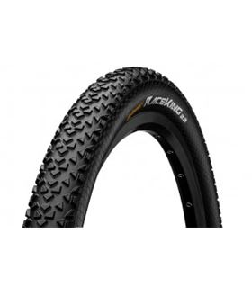 CUBIERTA 29X2.20 CONTINENTAL RACE KING PROTECTION (TUBELESS)