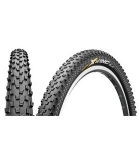 CUBIERTA 29X2.20 CONTINENTAL CROSS-KING (TUBELESS)