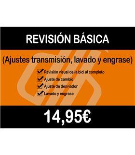 TALLER - RE1 / REVISION BASICA
