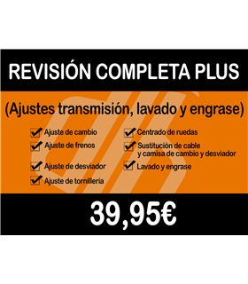TALLER - RE3 / REVISION COMPLETA PLUS