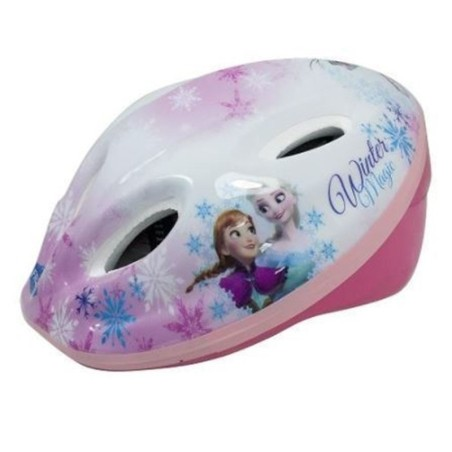 CASCO DISNEY FROZEN 52-56CM ROSA