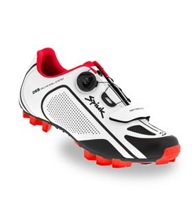 ZAPATILLAS SPIUK ALTUBE BLANCO/NEGRO MTB