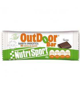 NUTRISPORT BARRITA OUTDOOR CHOCOLATE