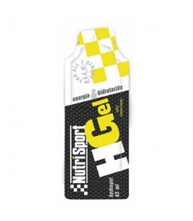NUTRISPORT HIDROGEL LIMON 65ML