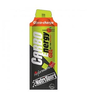 NUTRISPORT GEL CARBO ENERGY NARANJA 66G