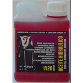 ACEITE BOMPAR HIDRAULICO SUSPENSION 20W 250ML