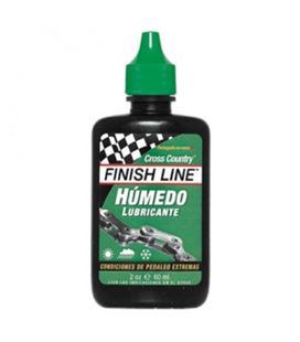LUBRICANTE FINISH LINE TEFLON HUMEDO 60ML