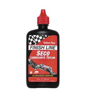 LUBRICANTE FINISH LINE TEFLON SECO 120ML