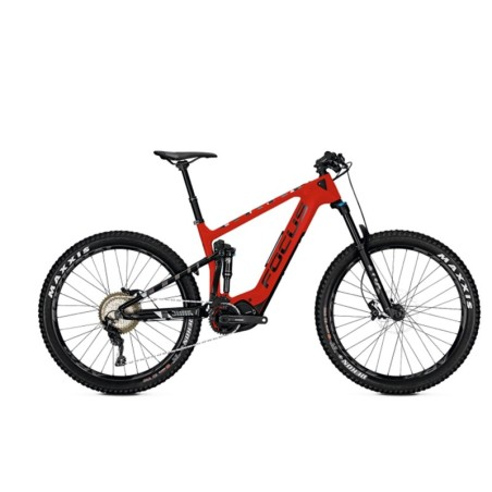 BICICLETA 27.5+ FOCUS JAM2 C PLUS 2018