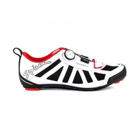 ZAPATILLAS SPIUK PROGENY BLANCO T37 TRIATLON 2014