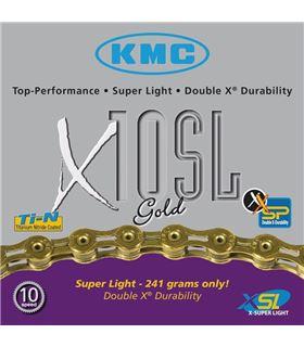CADENA 10V. KMC X10 SL