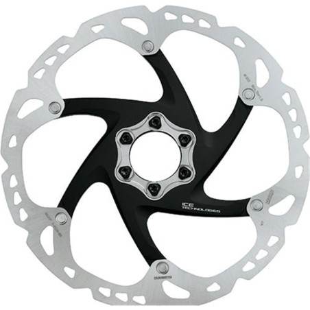 DISCO SHIMANO 180 MM SM-RT 86 XT 6 TORNILLOS