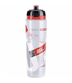 BIDON ELITE MAXICORSA 950ML ROJO
