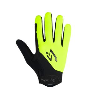GUANTES SPIUK LARGO XP LONG NEGRO/AMARILLO